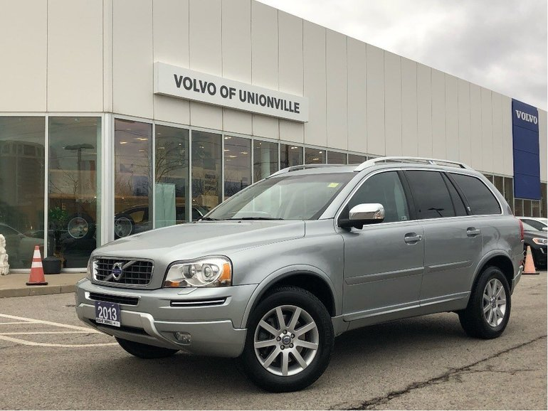 2013 Volvo XC90 3.2 AWD A Platinum NAV,BACKUP CAMERA, SNOW TIRES/R