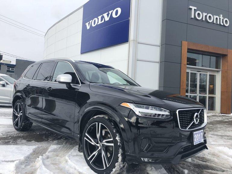 2017 Volvo XC90 T6 AWD R-Design