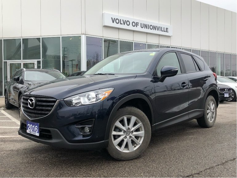 2016 Mazda CX-5 GS AWD at (2) SUNROOF, LEATHER, BACKUP CAMERA