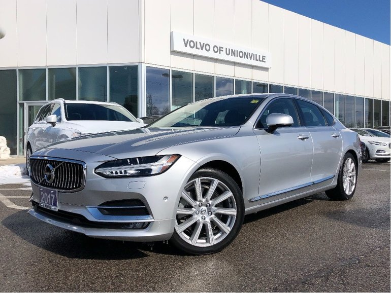 2017 Volvo S90 T6 AWD Inscription FINANCE 0.9% UP TO 72 MONTHS O.