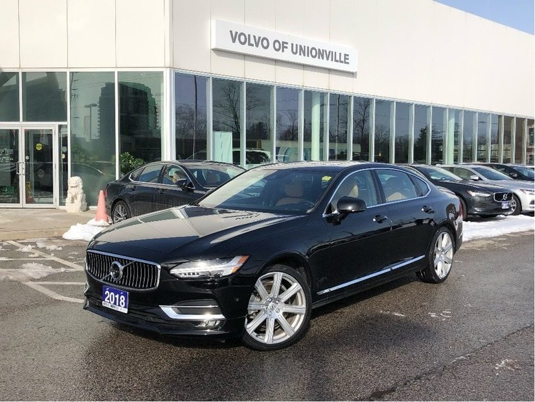 2018 Volvo S90 T6 AWD Inscription FINANCE 0.9% - 72 MONTHS O.A.C.