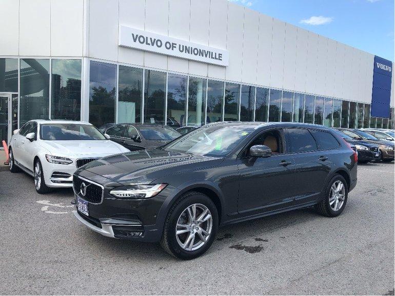 2018 Volvo V90 Cross Country T5 AWD FINANCE 0.9% O.A.C.