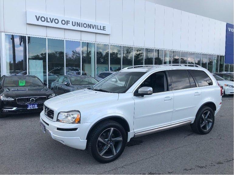 2014 Volvo XC90 3.2 R-Design AWD A FINANCE 0.9% O.A.C.