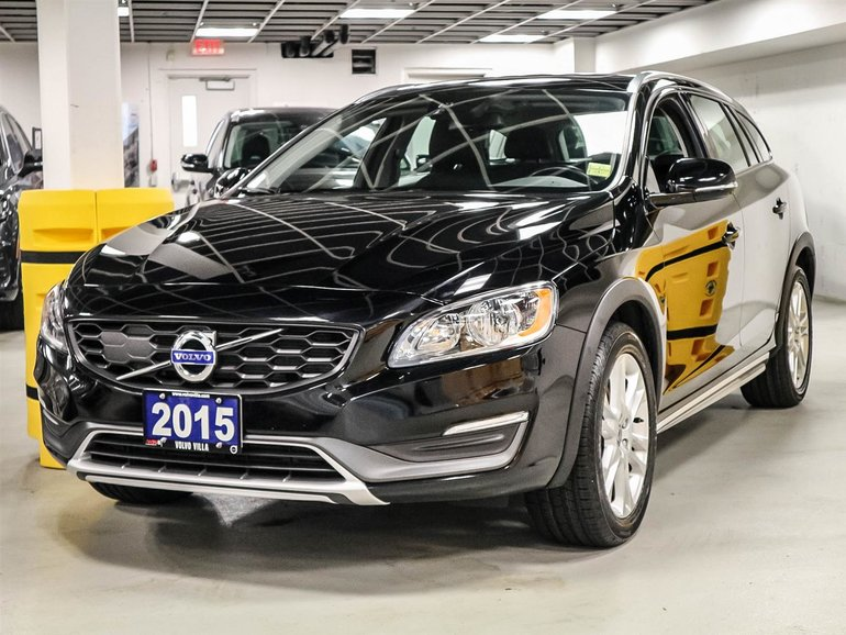 2015 Volvo V60 Cross Country T5 AWD