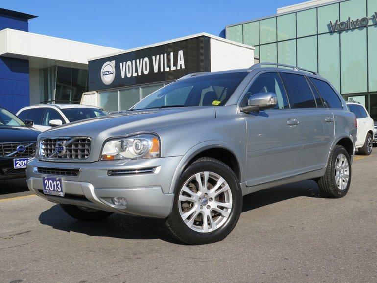 2013 Volvo XC90 3.2 AWD A Premier Plus