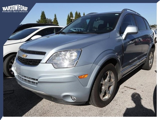 Pre Owned 2014 Chevrolet Captiva Sport Lt In Bartow W7407c Bartow Ford