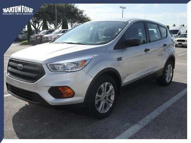 Pre-Owned 2017 Ford Escape S in Bartow ##W7317A   Bartow Ford
