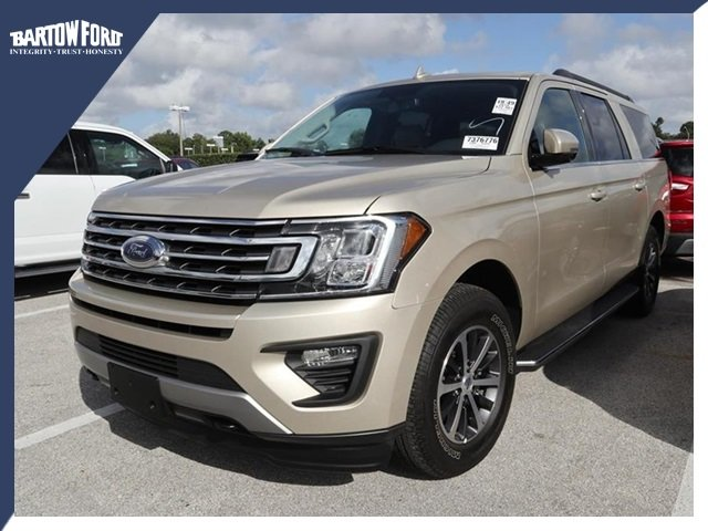 2018 Ford Expedition MAX >> Pre Owned 2018 Ford Expedition Max Xlt In Bartow T14856p Bartow Ford