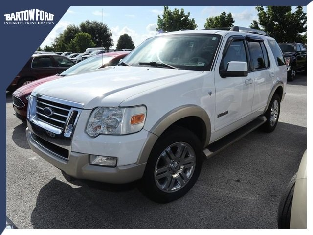 pre owned 2007 ford explorer eddie bauer in bartow w6903a bartow ford 2007 ford explorer eddie bauer