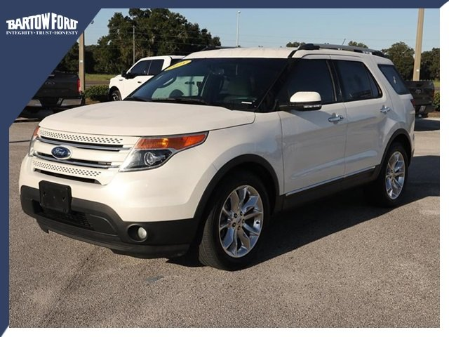 Pre Owned 2015 Ford Explorer Limited In Bartow X6176a Bartow Ford