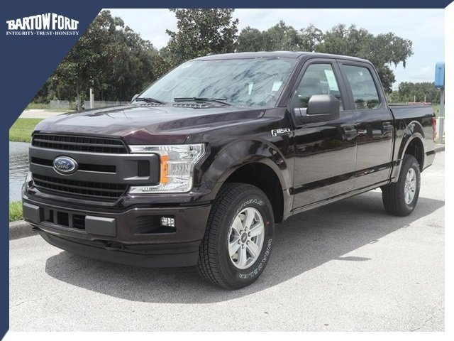 new 2018 ford f 150 xl in bartow w9741 bartow ford. Black Bedroom Furniture Sets. Home Design Ideas