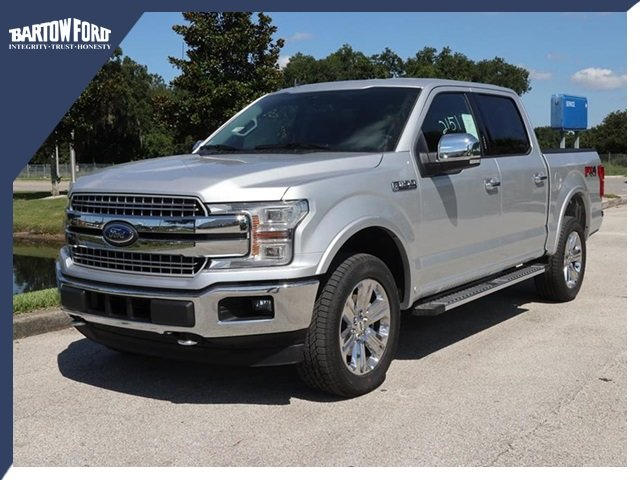 Awe Inspiring New 2019 Ford F 150 Lariat In Bartow X8740 Bartow Ford Pabps2019 Chair Design Images Pabps2019Com