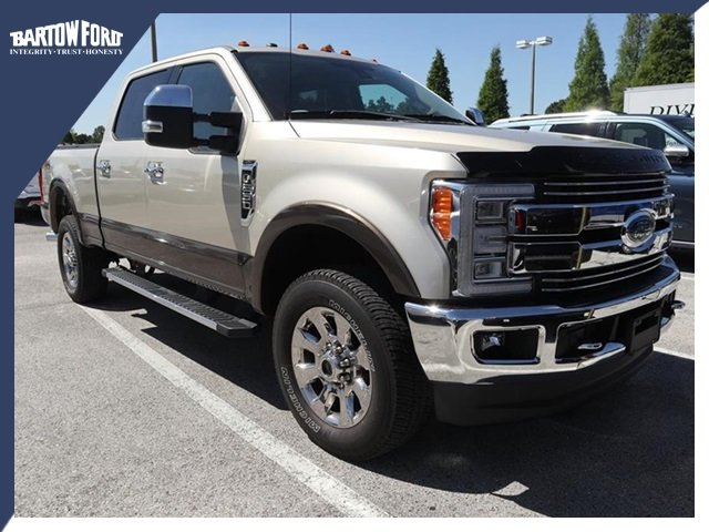 2017 Ford F-250SD