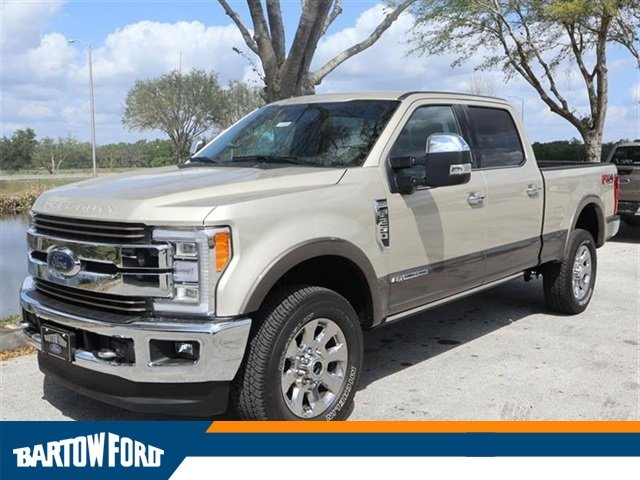 2018 Ford F-250SD King Ranch