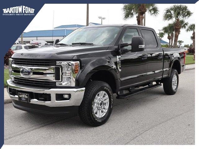 2018 Ford F-250SD XLT
