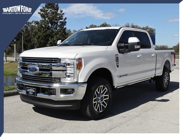 2019 Ford F-250SD Lariat