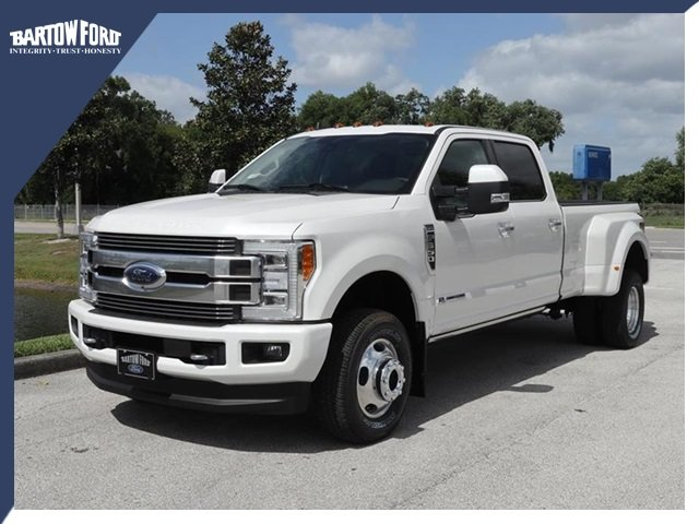 2019 Ford F-350SD Limited