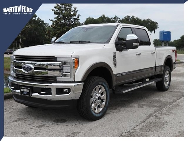 2019 Ford F-350SD King Ranch