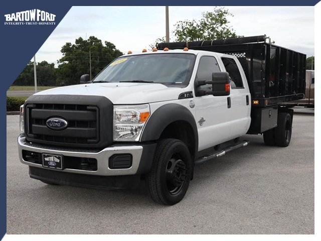 2016 Ford F-450SD