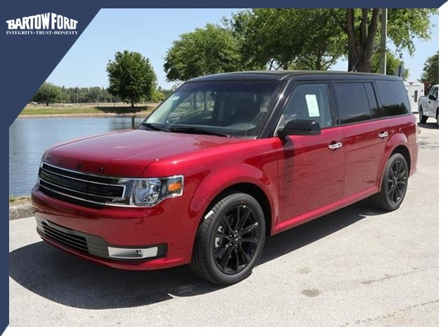 new 2018 ford flex sel in bartow w7540 bartow ford. Black Bedroom Furniture Sets. Home Design Ideas