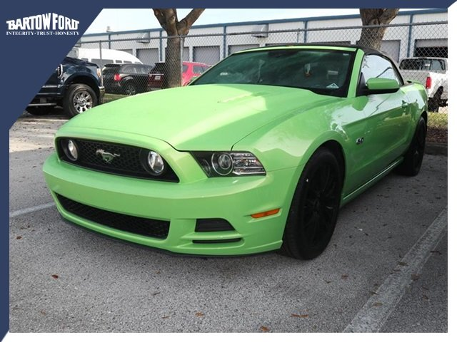 Pre-Owned 2014 Ford Mustang GT Premium in Bartow ##X3040A
