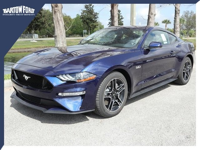 New 2020 Ford Mustang Gt In Bartow Y9582 Bartow Ford