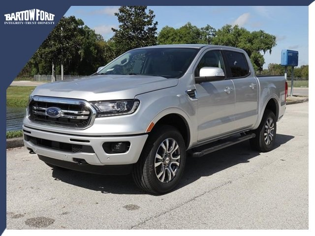 New 2019 Ford Ranger Lariat In Bartow X7657 Bartow Ford