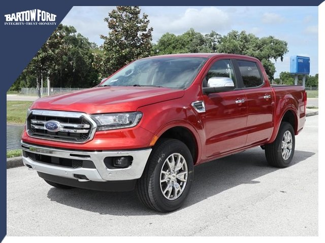 New 2019 Ford Ranger Lariat In Bartow X4757 Bartow Ford