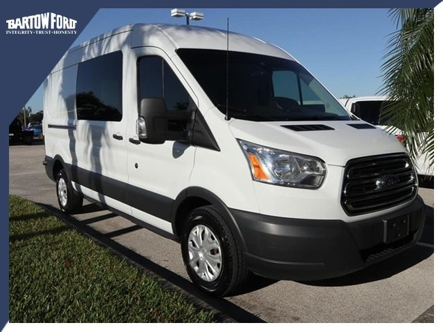 023a8cddc4 Pre-Owned 2015 Ford TRANSIT-250 Base in Bartow   X4186A