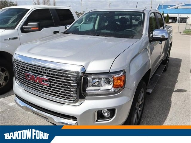 Pre Owned 2018 Gmc Canyon Denali In Bartow W4763a Bartow Ford