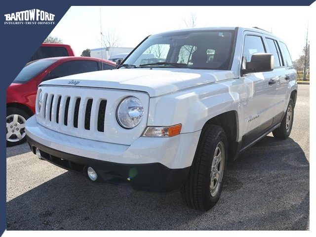 Pre-Owned 2014 Jeep Patriot Sport in Bartow ##X2175A