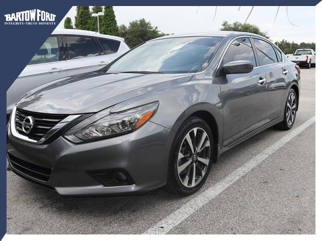 2017 Nissan Altima Sv >> Pre Owned 2017 Nissan Altima 2 5 Sv In Bartow W7440a