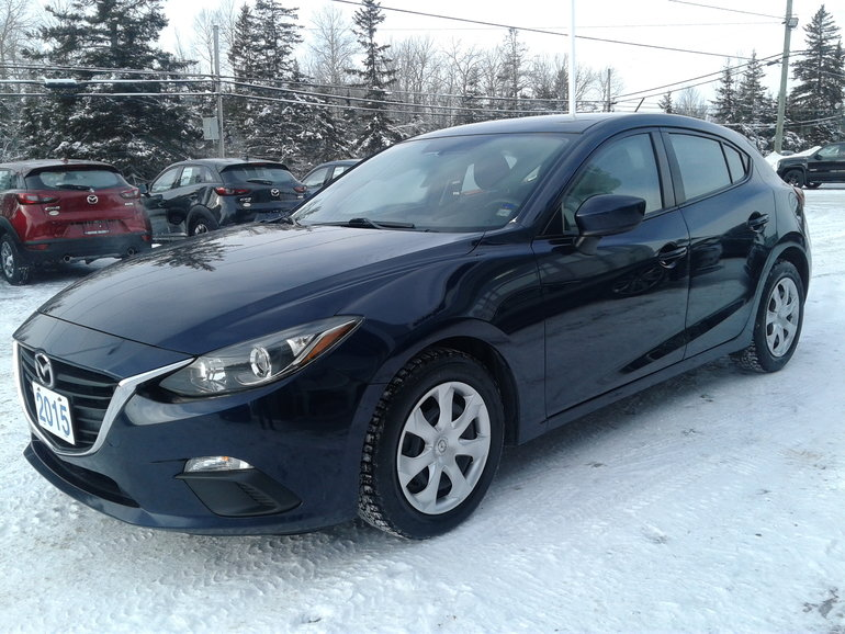 Bayside Mazda Pre Owned 2015 Mazda Mazda3 Sport Gx For Sale