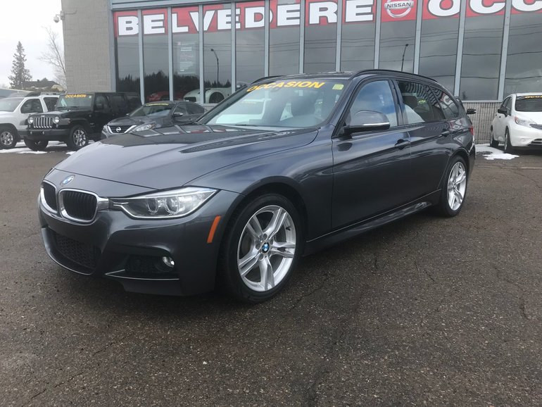 Belvedere Nissan Ste Agathe Used 2014 3 Series 328d Xdrive Sports