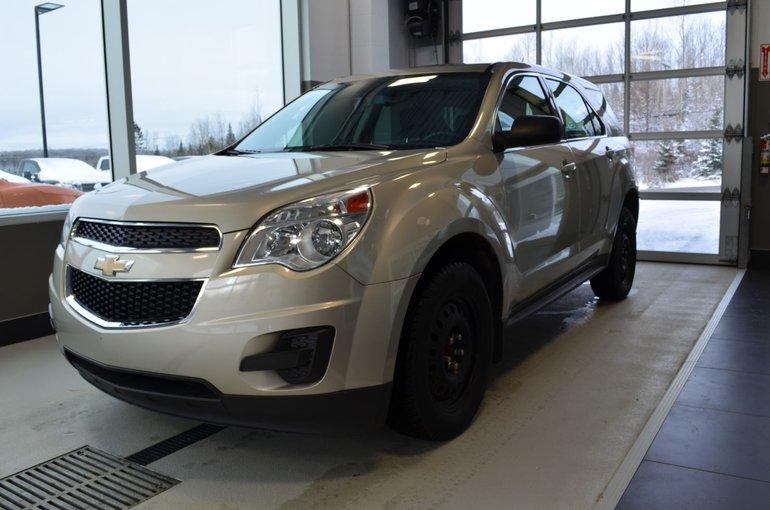 2014 Chevrolet Equinox LS  AWD  PNEU D'HIVER  BLUETOOTH