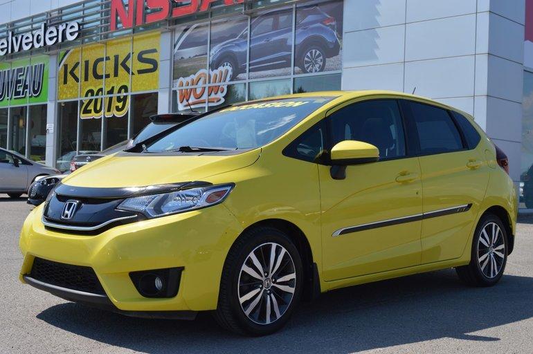 2015 Honda Fit EX AUTOMATIQUE GROUPE ÉLECTRIQUE BLUETOOTH
