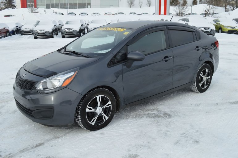 Kia Rio LX-PLUS, AUTOMATIQUE, A/C 2015