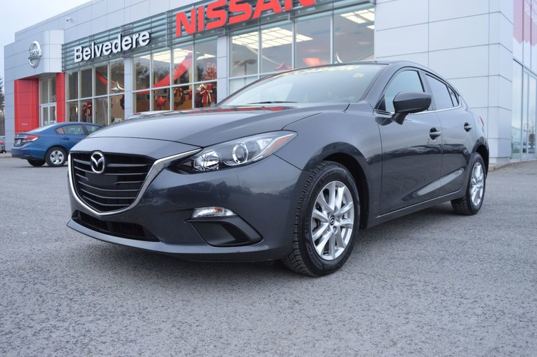 Mazda Mazda3 GS AUTOMATIQUE AIR CLIMATISÉ BLUETOOTH 2016