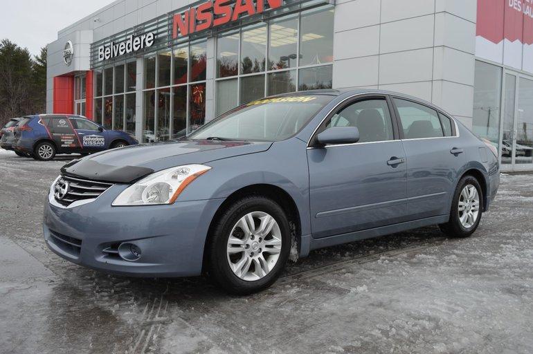 2012 Nissan Altima 2.5 S AUTOMATIQUE TOIT OUVRANT MAGS BLUETOOTH