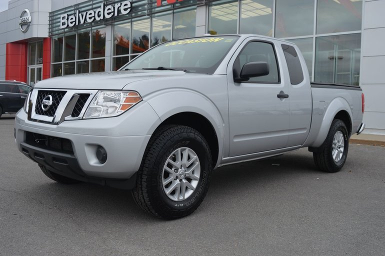 Nissan Frontier SV 4X4 KING-CAB AUTOMATIQUE A/C MAGS HITCH 2014