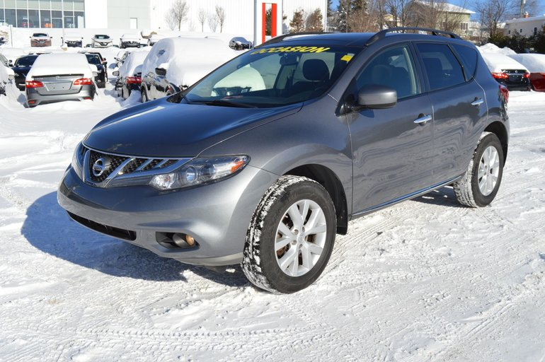Nissan Murano SV TOIT PANORAMIQUE AWD 2013