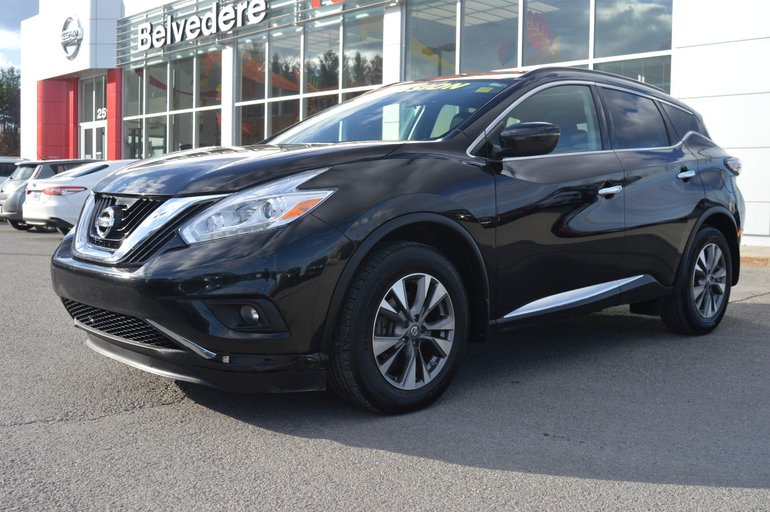 2016 Nissan Murano SV FWD TOIT-OUVRANT NAVIGATION MAGS CAMERA