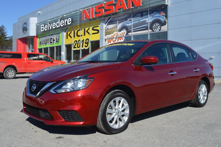 2018 Nissan Sentra SV TECH TOIT OUVRANT MAGS NAVIGATION