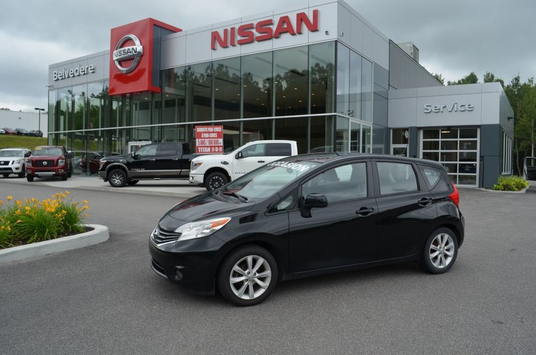 2014 Nissan Versa Note SL CAMÉRA DE RÉCUL MAGS CERTIFIÉ