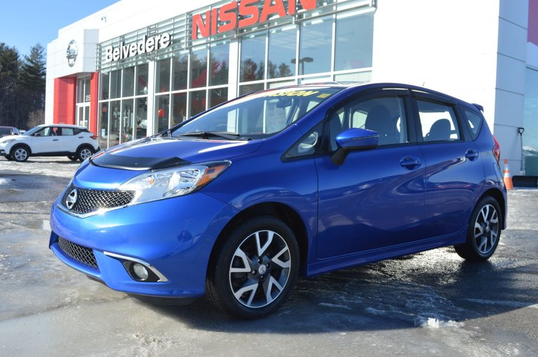 Nissan Note Occasion >> Belvedere Occasion Used 2015 Versa Note Sr Automatique Camera De