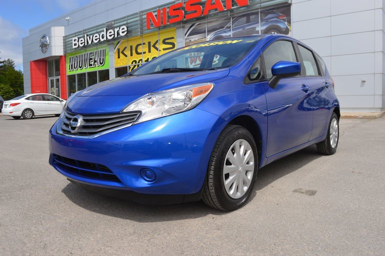 2015 Nissan Versa Note SV AUTOMATIQUE CAMERA DE RECUL BLUETOOTH