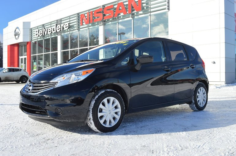 Nissan Note Occasion >> Belvedere Occasion Used 2016 Versa Note Sv Automatique Air
