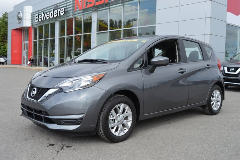 Nissan Note Occasion >> Belvedere Occasion Used 2018 Versa Note Sv Mags Camera