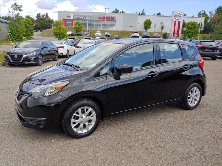 Nissan Note Occasion >> Belvedere Occasion Used 2018 Versa Note Sv Automatique A