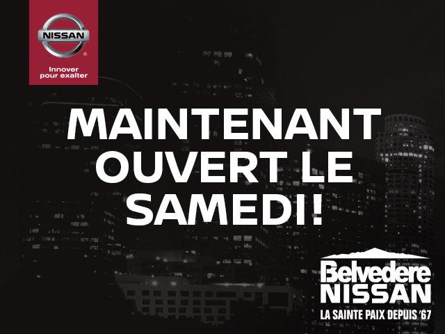 Nissan Versa SL CAMÉRA DE RECUL NAVIGATION BLUETOOTH A/C 2013